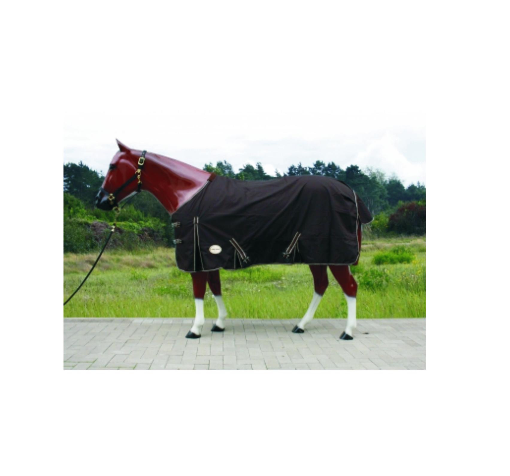 Pony Decken: TOUGH HORSE Regendecke